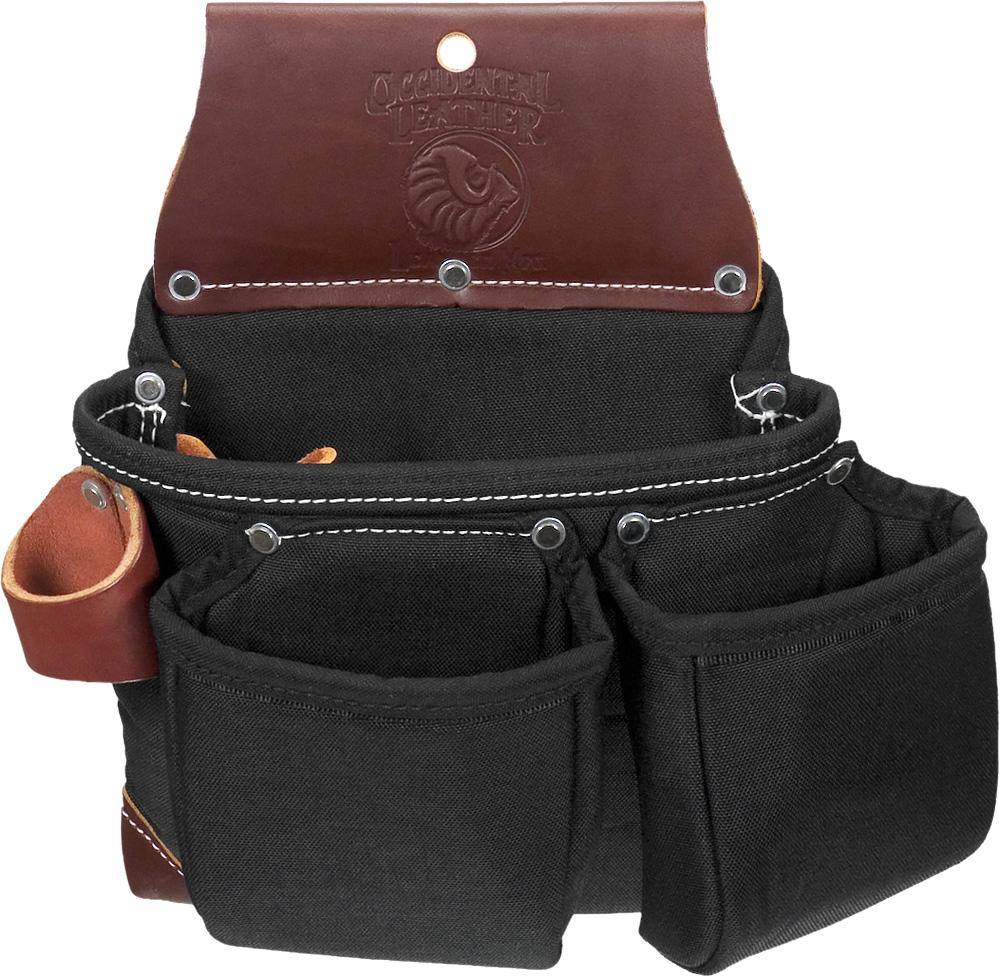 OxyLights™ 3 Pouch Tool Bag - Left Handed - The People's Tool Company