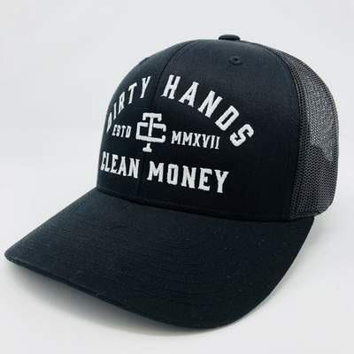 Black//DHCM Curved Brim - The People's Tool Company