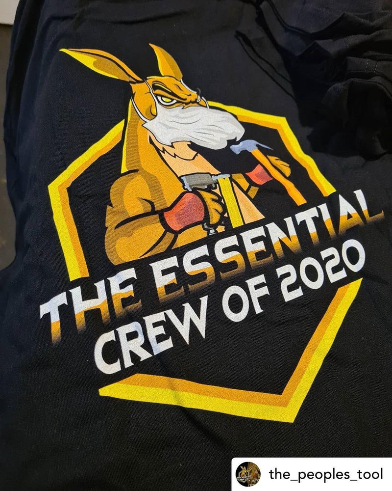 Essential Crew Tee - The People's Tool Company
