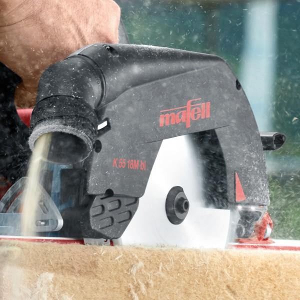 Cordless Portable Circular Saw K 55 18M bl PURE in the T-MAX