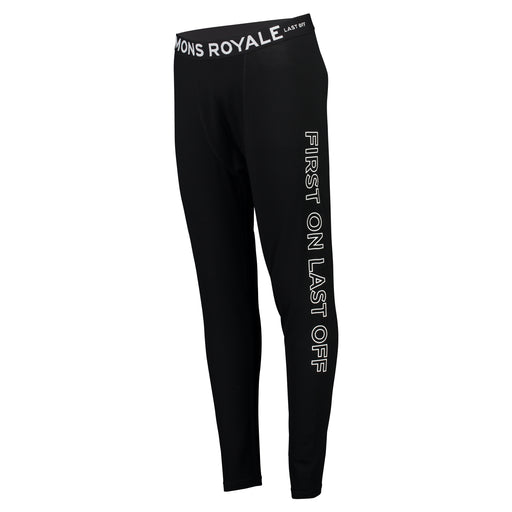 Double Barrel Legging - Black - 001