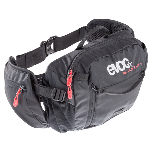 HIP PACK RACE 3l + 1,5l Bladder - Black