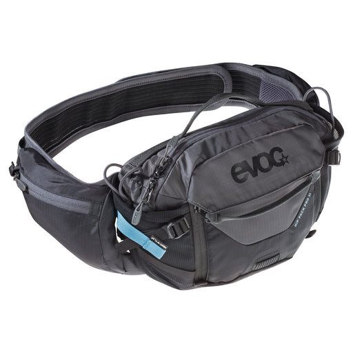 HIP PACK PRO 3 L + 1,5 L Bladder - Black - Carbon Grey