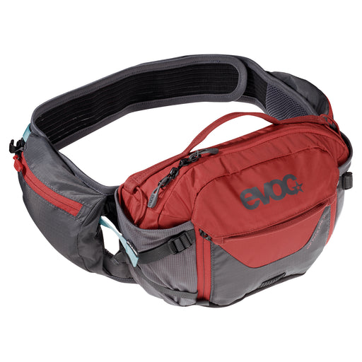 HIP PACK PRO 3 L - Carbon Grey - Chili Red