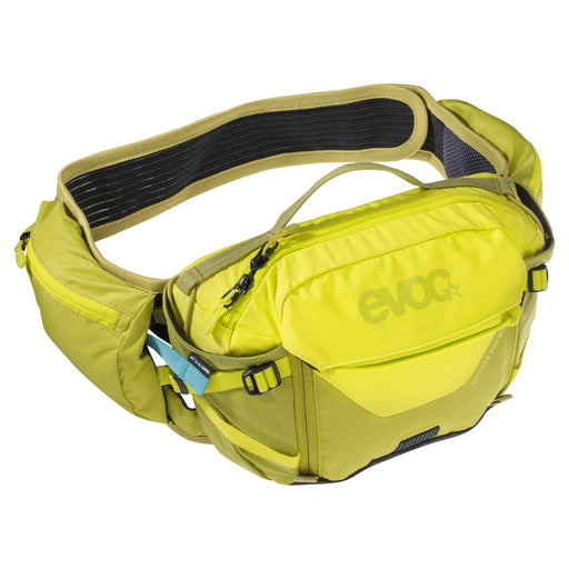 HIP PACK PRO 3l + 1,5l Bladder - Sulphur - Moss Green