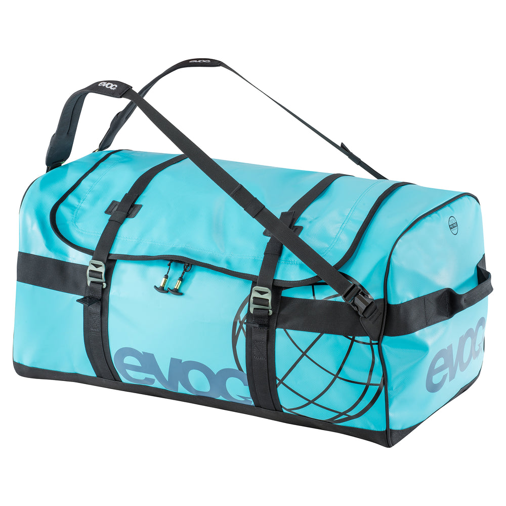 DUFFLE BAG Small - 40 Liter - Neon Blue