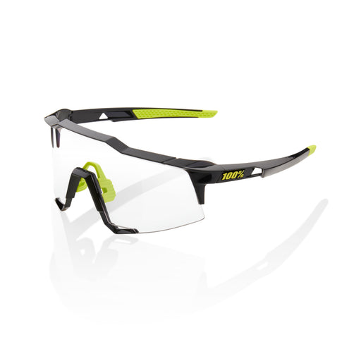 Speedcraft - Gloss Black - Photochromic Lens