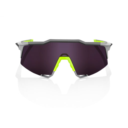 Speedcraft - Soft Tact Midnight Mauve - Dark Purple Lens