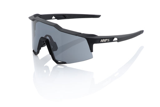 Speedcraft - Soft Tact Black - Smoke Lens