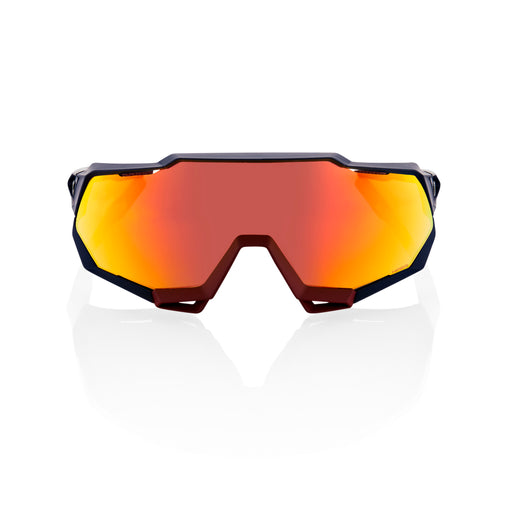Speedtrap - Soft Tact Flume - HiPER Red Multilayer Mirror Lens