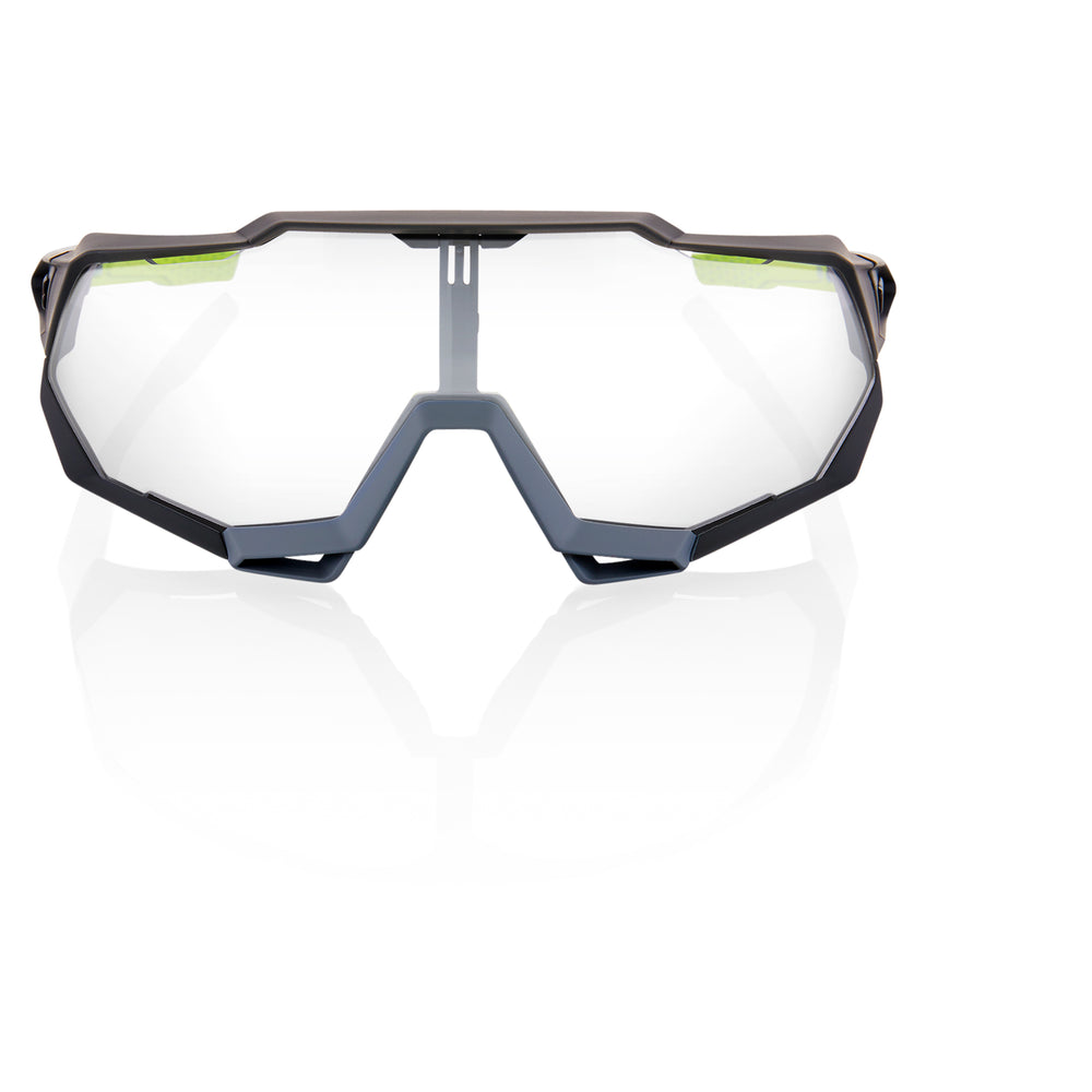 Speedtrap - Soft Tact Cool Grey - Photochromic Lens