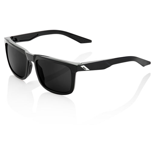 Blake - Polished Black - Grey PEAKPOLAR Lens