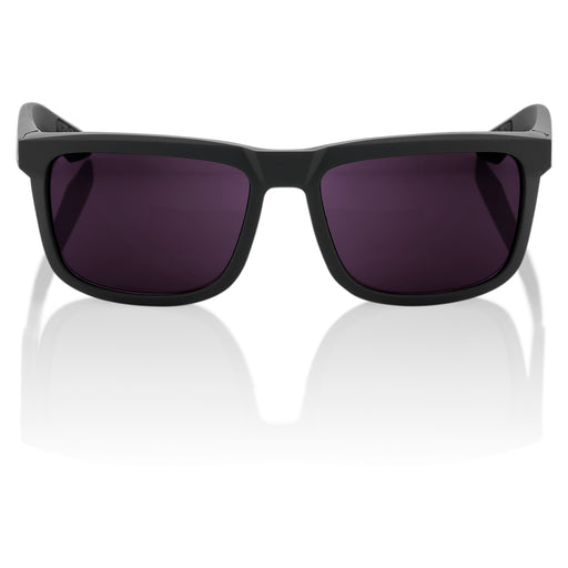 Blake - Soft Tact Midnight Mauve - Dark Purple Lens