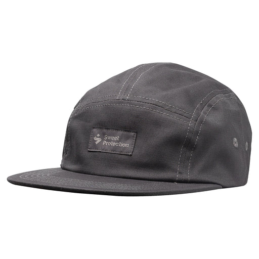 Camper 5-Panel Cap - Stone Gray