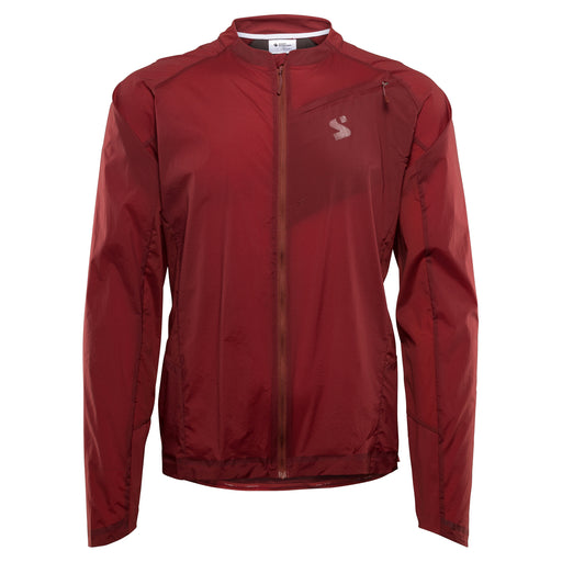 Hunter Wind Jacket M - Deep Earth Red