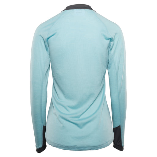 Hunter Merino Wind FZ W - Glacier Blue