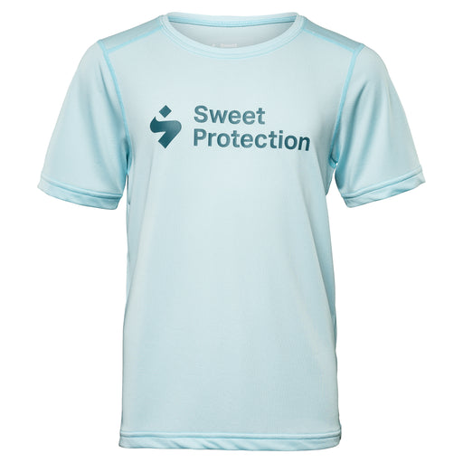 Hunter SS Jersey JR - Glacier Blue