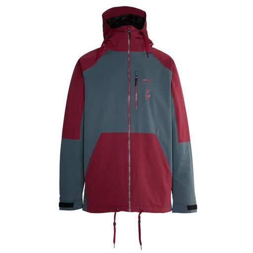 Carson Insulated Jacket - burgundy-L