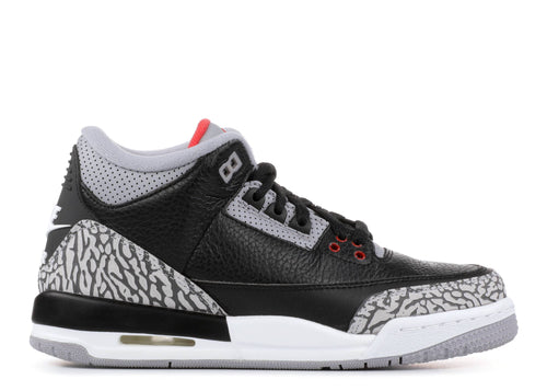 Air Jordan 3 Retro Black Cement (GS)