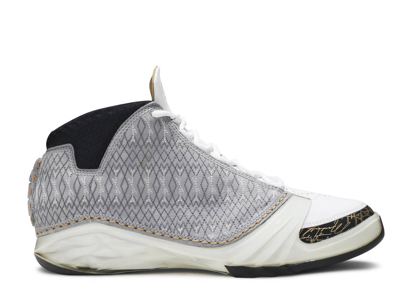 Air Jordan 23 White Stealth