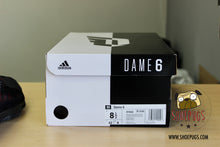 Load image into Gallery viewer, Adidas Dame 6