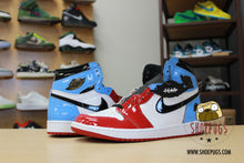Load image into Gallery viewer, Air Jordan 1 Retro High Fearless UNC to Chicago