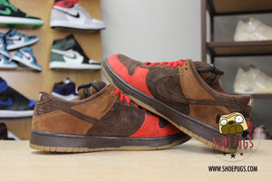 Nike SB Dunk Low Bison