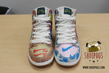 Load image into Gallery viewer, Nike SB Dunk High Thomas Campbell