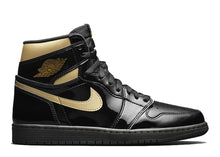 Load image into Gallery viewer, Air Jordan 1 Retro High Black Metallic Gold