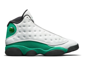 Air Jordan 13 Retro White Lucky Green