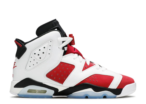 Air Jordan 6 Retro Carmine 2021 (GS)