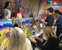 Load image into Gallery viewer, Fall/Winter Paint Nights
