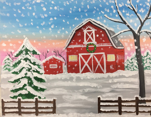 Fall/Winter Paint Nights