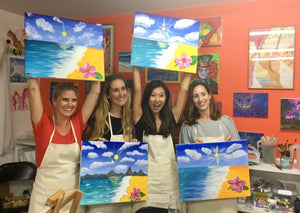 Adult Private Paint Party