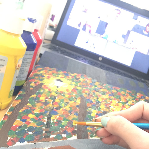 Online Kids Art Classes
