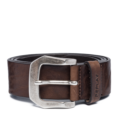 VINTAGE-LEATHER-REPLAY-BELT