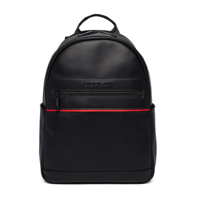 Replay-Eco-Leather-Backpack-with-Matt-Effect-Black-FM3485.000.A0015-098