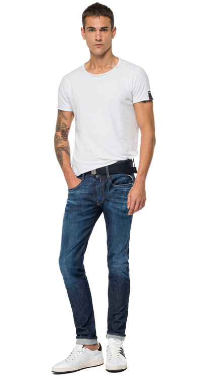 Slim-Fit-Anbass-Jeans