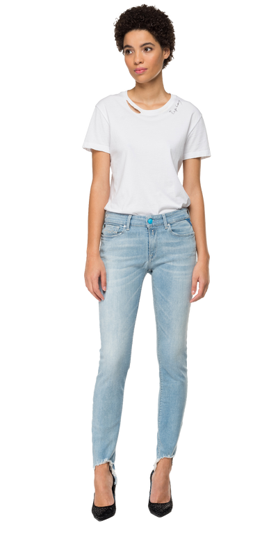 Replay-Skinny-Fit-New-Luz-Women's-Jeans-Super-Light-Blue-WH689.000.227-627-011