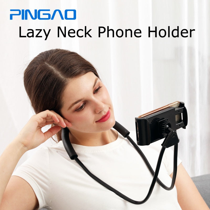 Lazy Neck Phone Holder for Iphone X