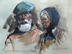 A Fisherman and Wife