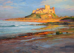 Bamburgh Castle, Evening