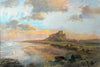 Bamburgh Castle, Northumberland - The Wallington Gallery