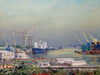 The Last Shipyards, Bright Afternoon - The Wallington Gallery