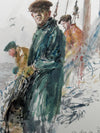 North Shields Fishermen - The Wallington Gallery