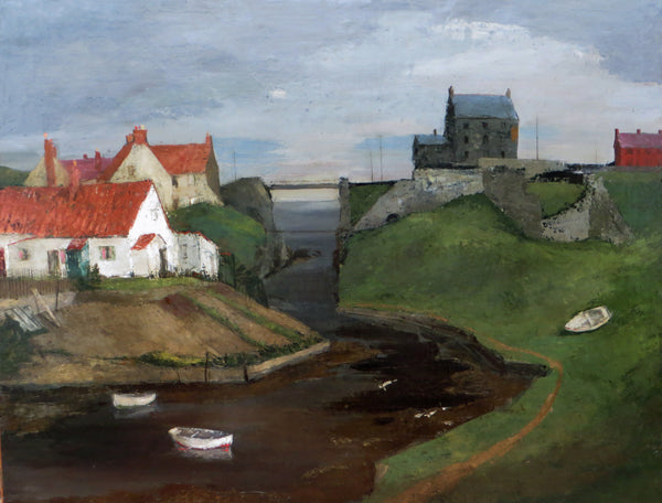 Seaton Sluice, Northumberland