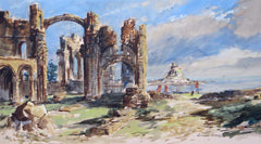 Lindisfarne Priory, Holy Island