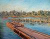 Langley Dam, Late Afternoon - The Wallington Gallery
