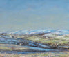 West Allen Valley, Last Snow - The Wallington Gallery