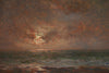 Moonlight over the North Sea - The Wallington Gallery
